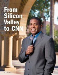From Silicon Valley To CNN - Stanford Lawyer - Stanford University