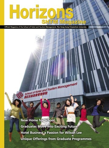 Vol 11 Issue 1, February 2011 - School of Hotel & Tourism ...