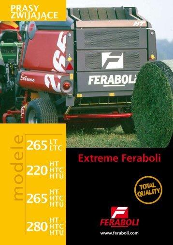 Extreme HT - Feraboli