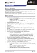 Peroxipure-S - SWAT - Page 3