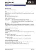 Peroxipure-S - SWAT - Page 4