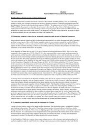 Position Paper for Economic and Social Council I ... - munol