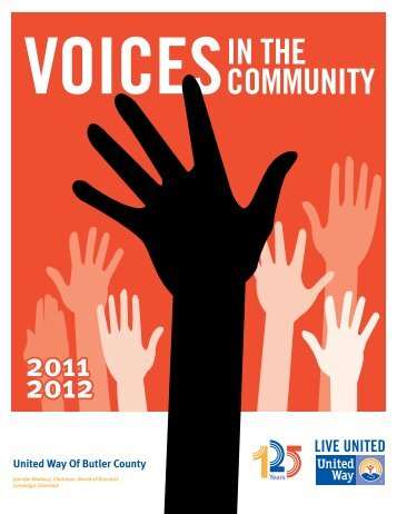 COMMUNITY - United Way of Butler County