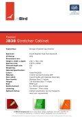 JB38 Stretcher Cabinet - Jo Bird - Page 2