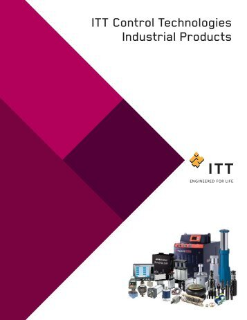 ITT Control Technologies Industrial Products Brochure - Neo-Dyn