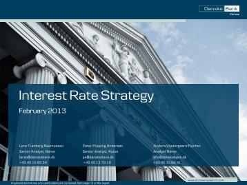 Eur - Danske Analyse - Danske Bank