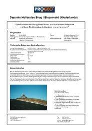 Deponie Hollandse Brug / Biezenveld (Niederlande)