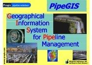 PipeGIS - PROGIS Software  GmbH