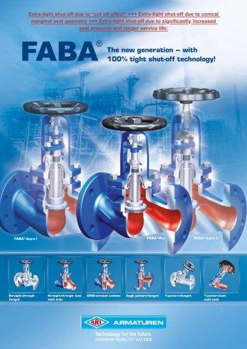 FABA® - ARI Armaturen