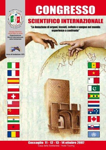 locandina congresso.pdf - vita per la vita