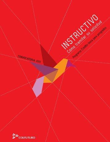 INSTRUCTIVO - Universidad Externado de Colombia