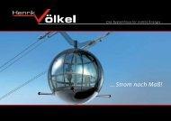 Strom nach Maß! - Henrik Völkel • Das Systemhaus für mobile Energie
