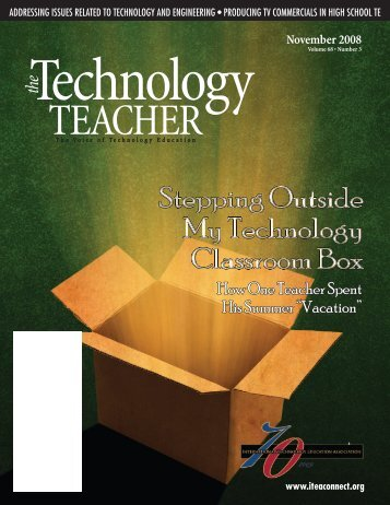 November 2008 - Vol 68, No. 3 - International Technology and ...