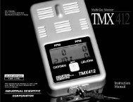 TMX 412 Instruction Manual - Usmra.com