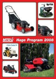 Hage Program 2008