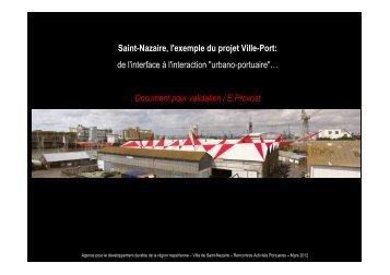 Ouvrir - Rencontres Nationales Activités portuaires et ...
