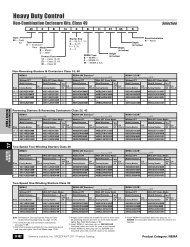 Heavy Duty Control - Siemens