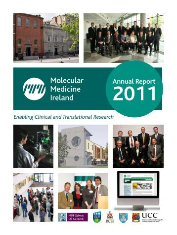 Annual Report - Molecular Medicine Ireland