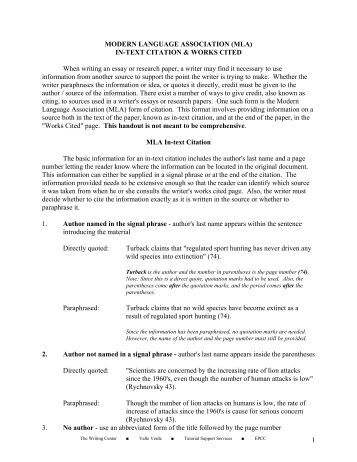 Business Report Writing for the Workplace mla essay bibliography ...