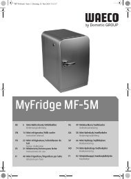 MyFridge MF-5M - Waeco