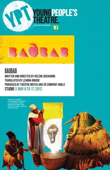 BAOBAB - Young People's Theatre