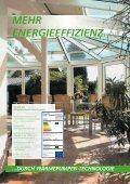 behaglichkeit im wintergarten - CKS Clima Kälte Service GmbH - Seite 3