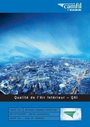 Qualité de l'Air Intérieur – QAI