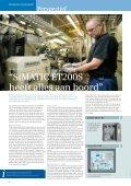 """""""Nooit eerder zoveel Siemens-producten gebruikt"""" - Industry ... - Page 6"""