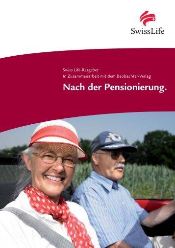 Nach der Pensionierung.