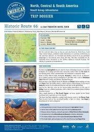 Historic Route 66 Premium - Adventure holidays