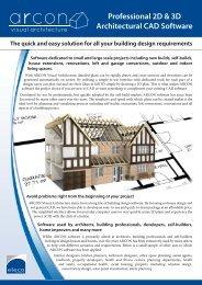 Professional 2D & 3D Architectural CAD Software - Build It