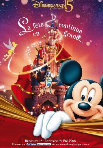 en grand… a fête continue - Disneyland® Paris