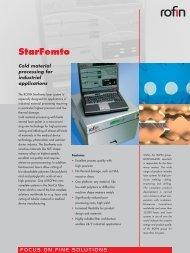 StarFemto - Rofin