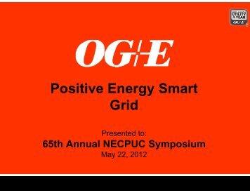 Positive Energy Smart Grid