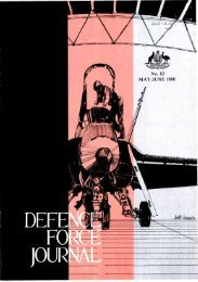 ISSUE 82 : May/Jun - 1990 - Australian Defence Force Journal