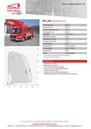 RTL 280LKW-LIFT bis 7,5 t - Roggermaier