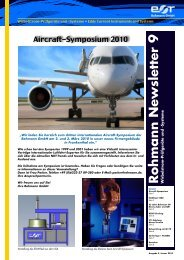 (UK) Ltd – Celebrates 25 years MT2009 Exhibition - Rohmann GmbH
