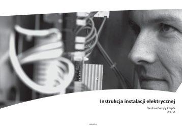 Instrukcja instalacji elektrycznej - Danfoss