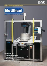 Wheel-Inspection System Optimized for: • Surface ... - Rohmann GmbH