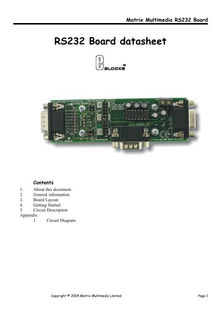 Rs232 datasheet dual eia-232 driver/receiver from texas instruments.