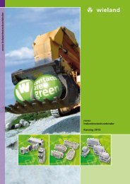 revos Industriesteckverbinder Katalog 2013 rev ... - Wieland Electric