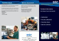 Technical Information Function Check Service ... - ROHMANN