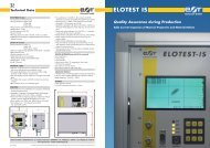 ELOTEST IS - ATG