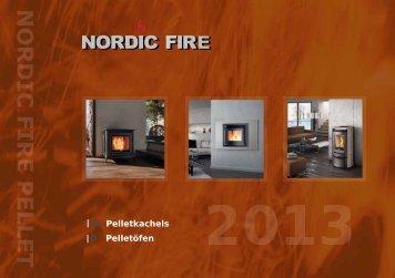Bekijk hier de Nordic Fire brochure. - Techniko