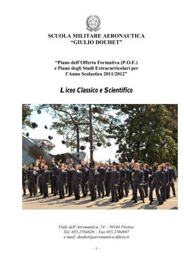 Liceo Classico e Scientifico - Aeronautica Militare Italiana