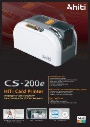 HiTi Card Printer - PRORAM