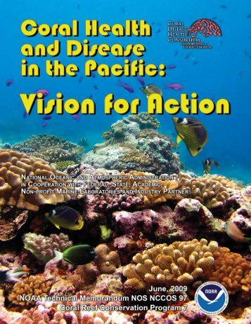 Coral Health and Disease in the Pacific: Vision for Action