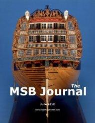 June 2012 - Model Ship Builder