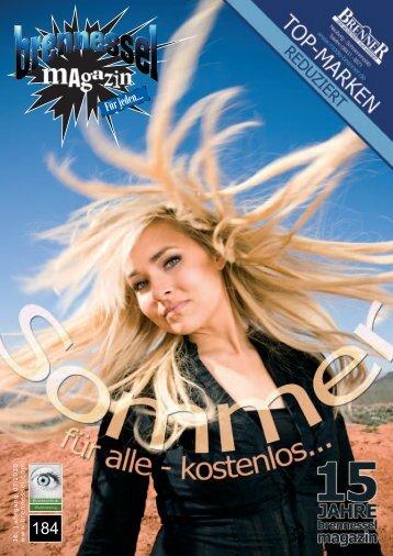Juliusbräu - Brennessel Magazin