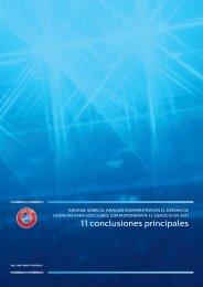11 conclusiones principales - UEFA.com